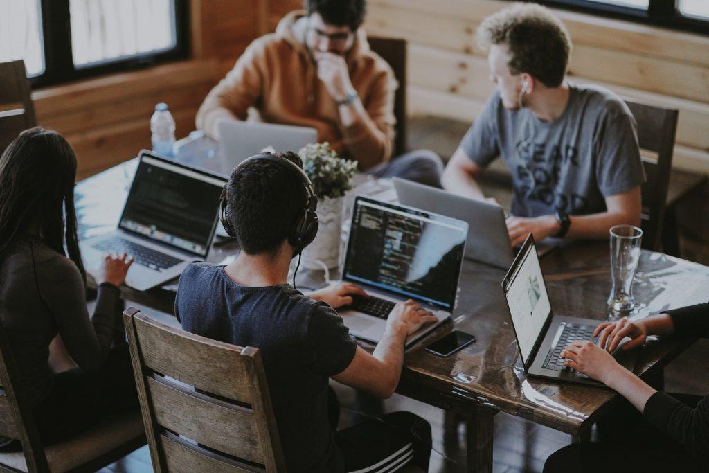Onze hackers zijn als team op elkaar ingespeeld